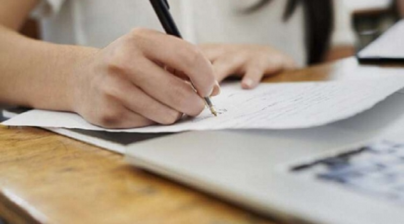 رزنامة امتحانات الفصل الأوّل في ميدان الفنون، وميدان اللغة العربية وآدابها